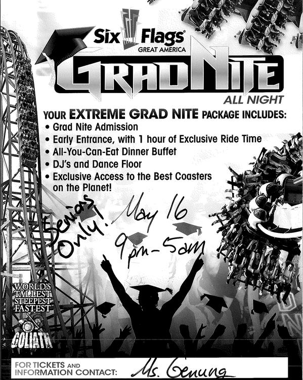 GradNite2015
