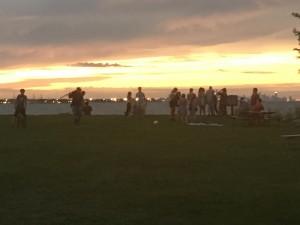 Senior Sunset Pictures